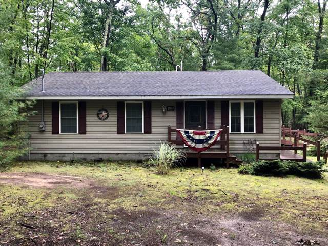 9224 Valley Road, Baldwin, MI 49304 (MLS #19048915) :: JH Realty Partners