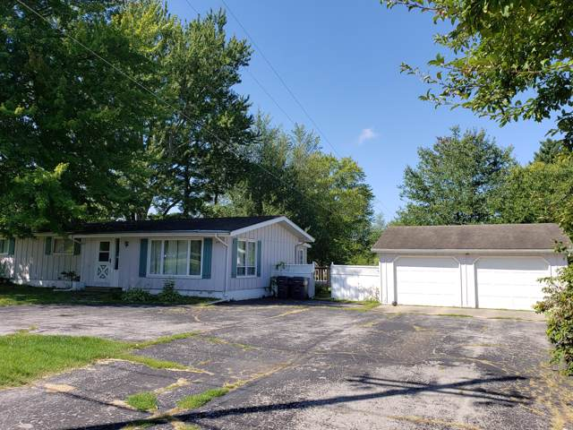 923 N Main Street, Watervliet, MI 49098 (MLS #19048934) :: Deb Stevenson Group - Greenridge Realty
