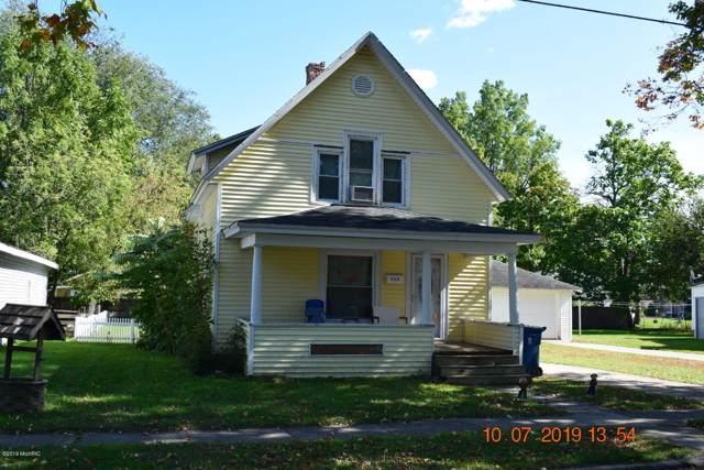 258 Winona Street, Bronson, MI 49028 (MLS #19048975) :: CENTURY 21 C. Howard