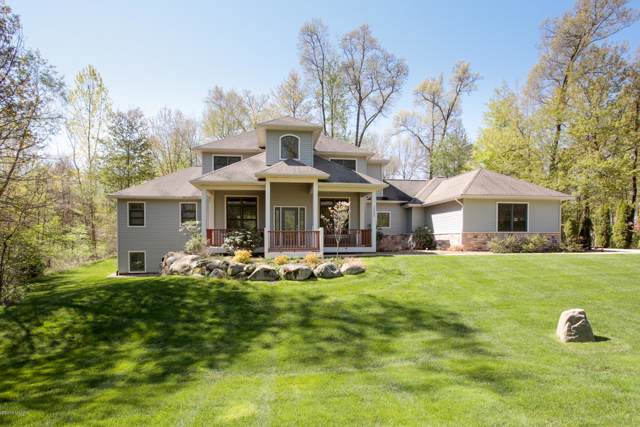 15400 Tillinghast Circle, Augusta, MI 49012 (MLS #19048992) :: Matt Mulder Home Selling Team