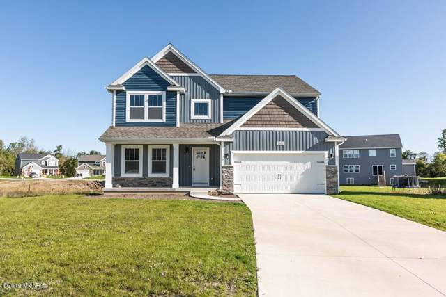 2933 Valley Spring Drive, Caledonia, MI 49316 (MLS #19049336) :: JH Realty Partners