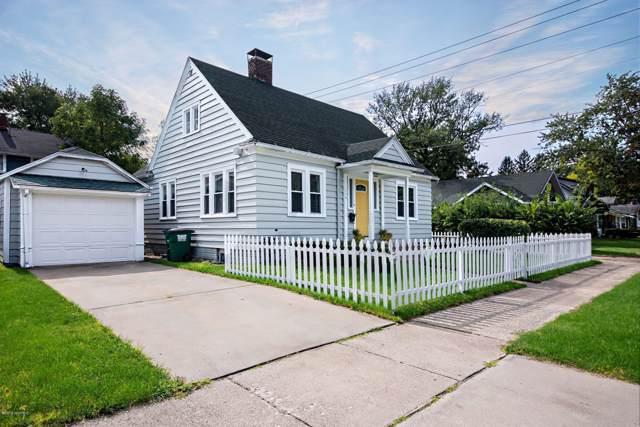 114 Parker Avenue, Benton Harbor, MI 49022 (MLS #19049379) :: JH Realty Partners
