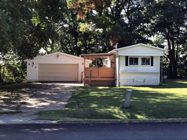 923 Maynard Road, Portland, MI 48875 (MLS #19049384) :: Deb Stevenson Group - Greenridge Realty
