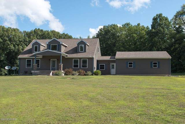 8731 S D Drive, Ceresco, MI 49033 (MLS #19049400) :: Deb Stevenson Group - Greenridge Realty