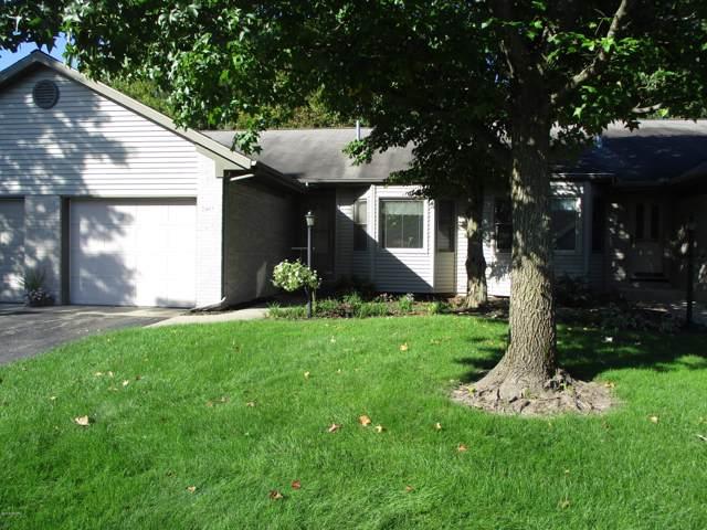 2485 Falcon Pointe Drive NW #63, Grand Rapids, MI 49534 (MLS #19049404) :: CENTURY 21 C. Howard