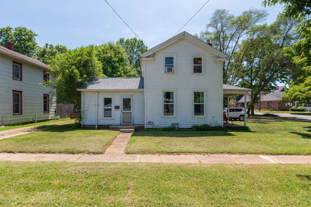 306 Court Street, Otsego, MI 49078 (MLS #19049544) :: Matt Mulder Home Selling Team