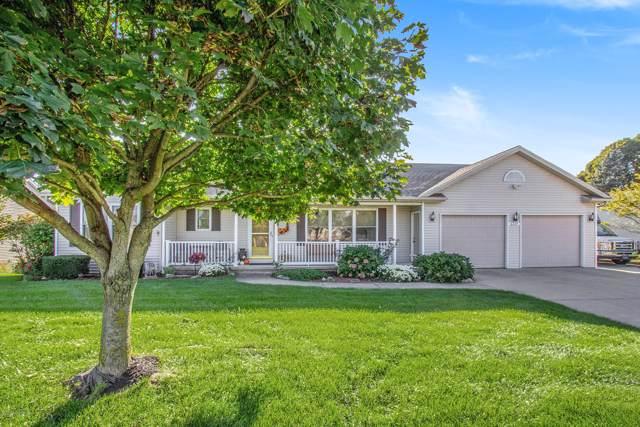 8205 Fairwood Drive, Jenison, MI 49428 (MLS #19049628) :: JH Realty Partners