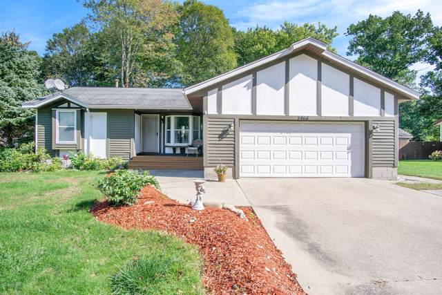 3966 Westbrook Drive, Muskegon, MI 49444 (MLS #19049677) :: JH Realty Partners