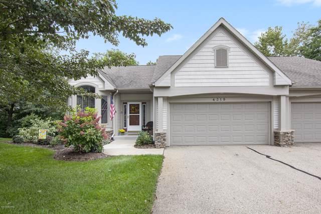 4319 Willow Drive NE #41, Grand Rapids, MI 49525 (MLS #19049909) :: JH Realty Partners