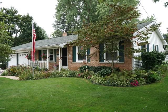 696 Morningside Drive, Battle Creek, MI 49015 (MLS #19050056) :: JH Realty Partners