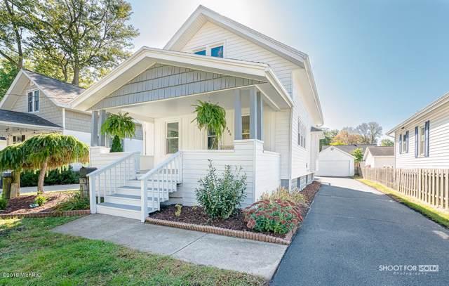 506 E Lincoln Avenue, Zeeland, MI 49464 (MLS #19050162) :: JH Realty Partners