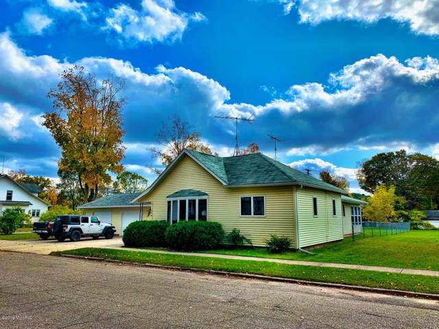 176 E Marion Avenue, Barryton, MI 49305 (MLS #19050164) :: CENTURY 21 C. Howard