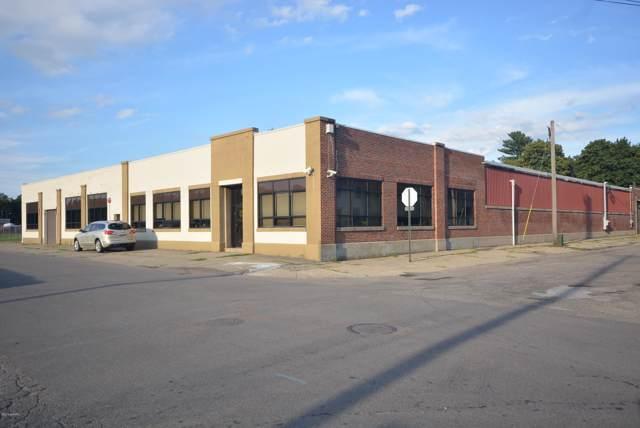 309 N Prospect Street, Sturgis, MI 49091 (MLS #19050167) :: JH Realty Partners
