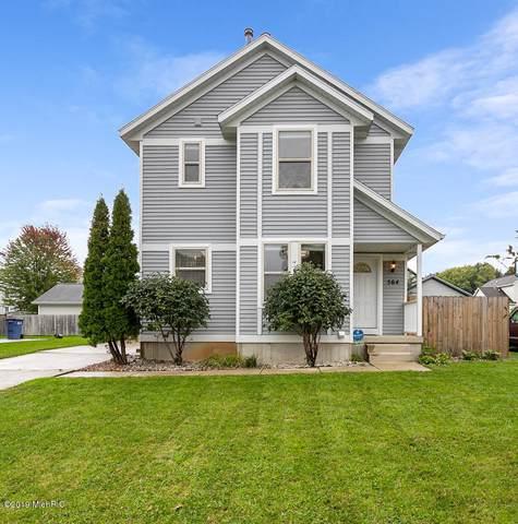 564 Cass Avenue Avenue SE, Grand Rapids, MI 49503 (MLS #19050198) :: JH Realty Partners