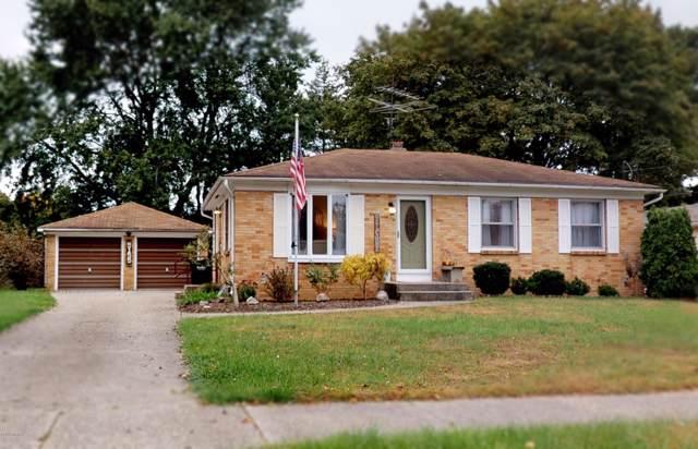 5155 Mildred Avenue SE, Kentwood, MI 49508 (MLS #19050200) :: JH Realty Partners
