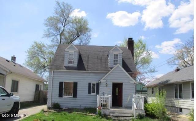 339 Lakeview Avenue, Battle Creek, MI 49015 (MLS #19050202) :: JH Realty Partners