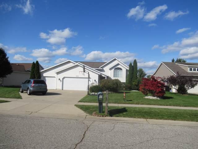 3153 Lady Slipper Drive, Wyoming, MI 49418 (MLS #19050243) :: JH Realty Partners