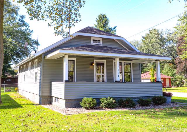 501 S Lincoln Avenue, Three Rivers, MI 49093 (MLS #19050254) :: JH Realty Partners