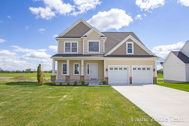 268 Plum Lane, Coopersville, MI 49404 (MLS #19050324) :: JH Realty Partners