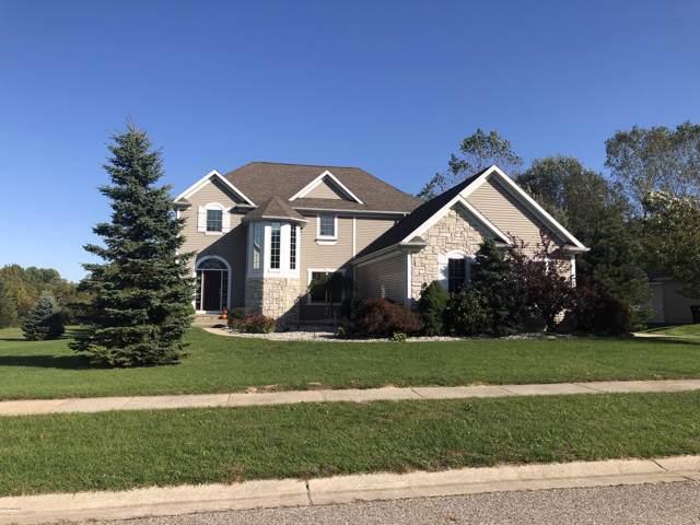 1657 Carolyn Drive, Benton Harbor, MI 49022 (MLS #19050402) :: JH Realty Partners
