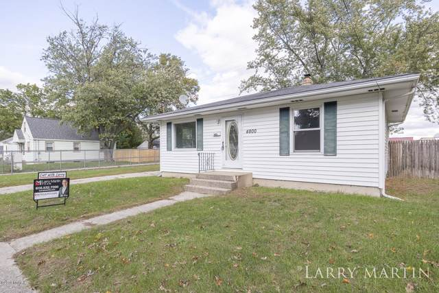 4800 Walton Avenue SW, Wyoming, MI 49548 (MLS #19050403) :: JH Realty Partners