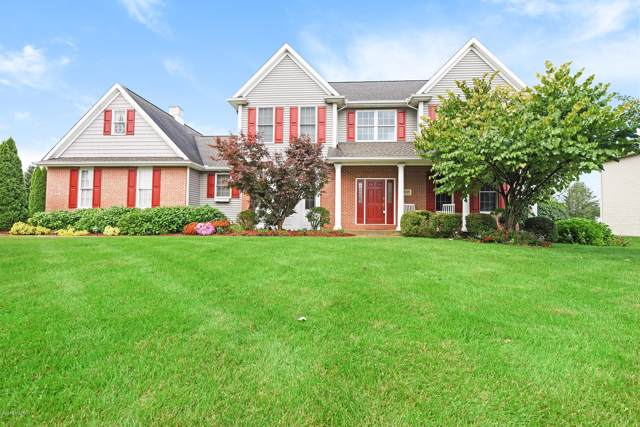 3449 Wyngate Meadow, Galesburg, MI 49053 (MLS #19050431) :: JH Realty Partners
