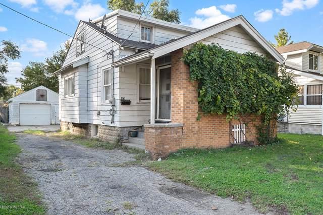 3767 Horton Avenue SE, Grand Rapids, MI 49548 (MLS #19050468) :: JH Realty Partners