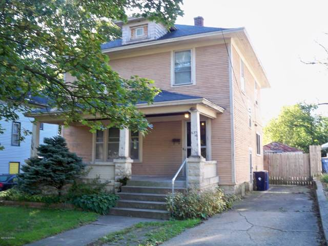 65 Arthur Avenue NE, Grand Rapids, MI 49503 (MLS #19050574) :: Matt Mulder Home Selling Team