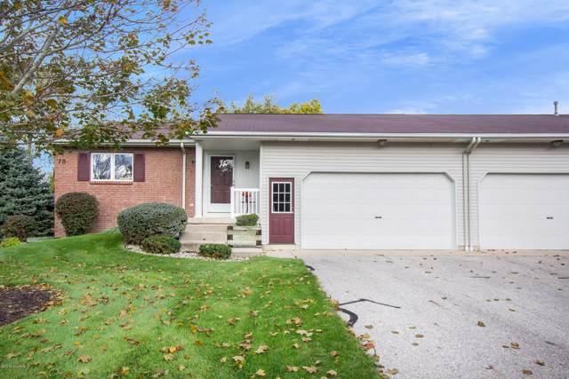 6505 Wood Dora Drive #276, Caledonia, MI 49316 (MLS #19050588) :: Matt Mulder Home Selling Team