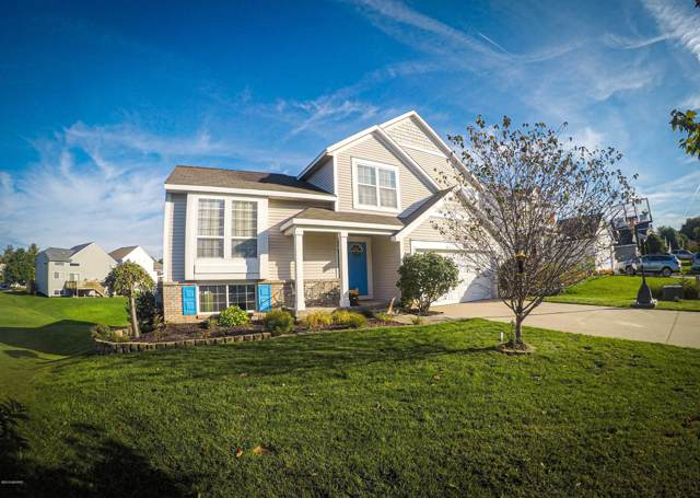 3711 SE Cedar Landing Drive, Kentwood, MI 49512 (MLS #19050611) :: Matt Mulder Home Selling Team