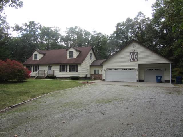 3053 Ewing Road, Twin Lake, MI 49457 (MLS #19051030) :: Deb Stevenson Group - Greenridge Realty