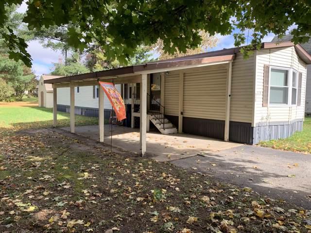 315 Fourth Street, Marion, MI 49665 (MLS #19051206) :: Deb Stevenson Group - Greenridge Realty