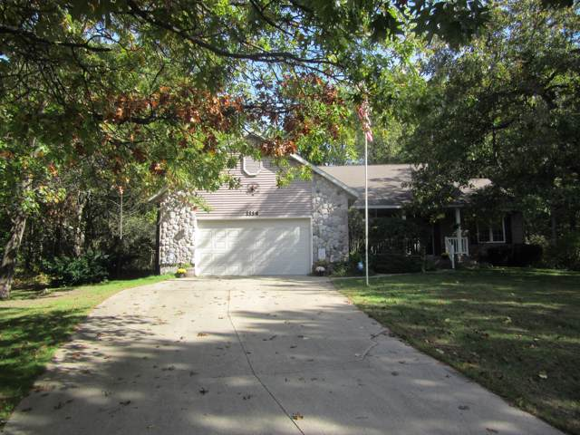 1114 Jamboree Trail, Whitehall, MI 49461 (MLS #19051212) :: JH Realty Partners