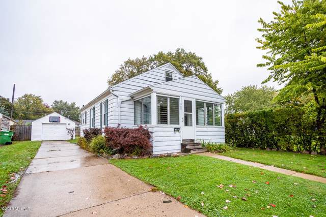 306 Eldred Street, Battle Creek, MI 49015 (MLS #19051367) :: Matt Mulder Home Selling Team