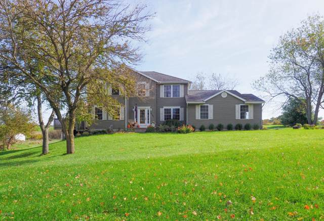 6596 N 32nd Street, Richland, MI 49083 (MLS #19051384) :: Matt Mulder Home Selling Team