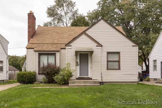 1805 Widdicomb Avenue NW, Grand Rapids, MI 49504 (MLS #19051419) :: CENTURY 21 C. Howard