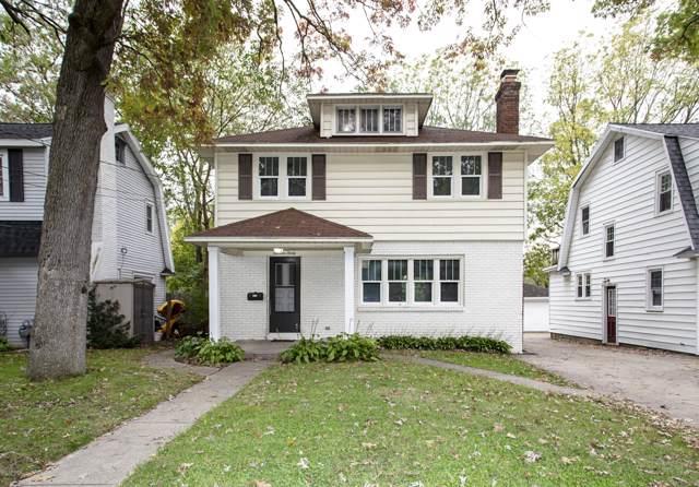 1330 Calvin Avenue SE, Grand Rapids, MI 49506 (MLS #19051485) :: CENTURY 21 C. Howard