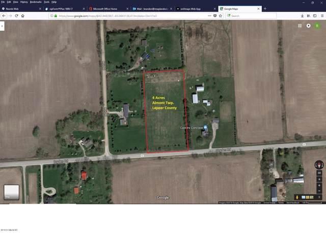Vl Dryden Road, Almont, MI 48003 (MLS #19051500) :: Ron Ekema Team