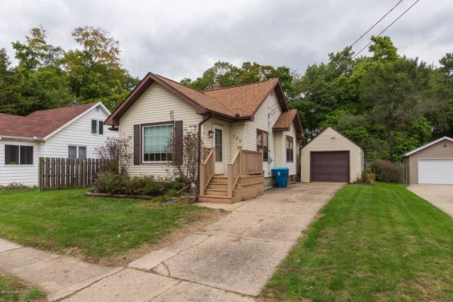 706 Parker Avenue, Kalamazoo, MI 49008 (MLS #19051517) :: Matt Mulder Home Selling Team