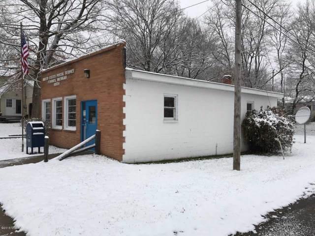 382 W Fenwick Road, Fenwick, MI 48834 (MLS #19051851) :: Deb Stevenson Group - Greenridge Realty