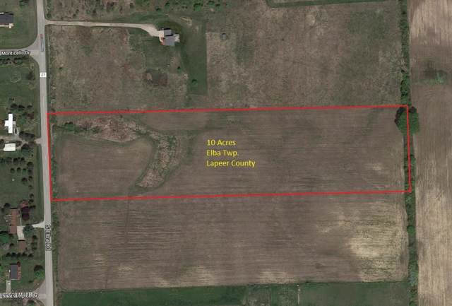 1 Elba Road, Lapeer, MI 48446 (MLS #19051969) :: Ginger Baxter Group