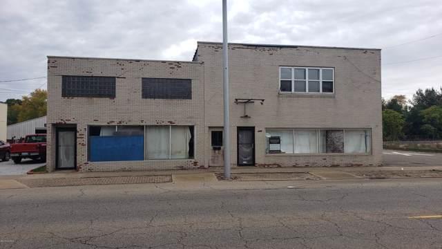225 S Main Street, Three Rivers, MI 49093 (MLS #19052236) :: JH Realty Partners