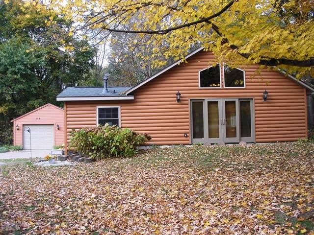338 Fisher Street, Centreville, MI 49032 (MLS #19052371) :: Deb Stevenson Group - Greenridge Realty