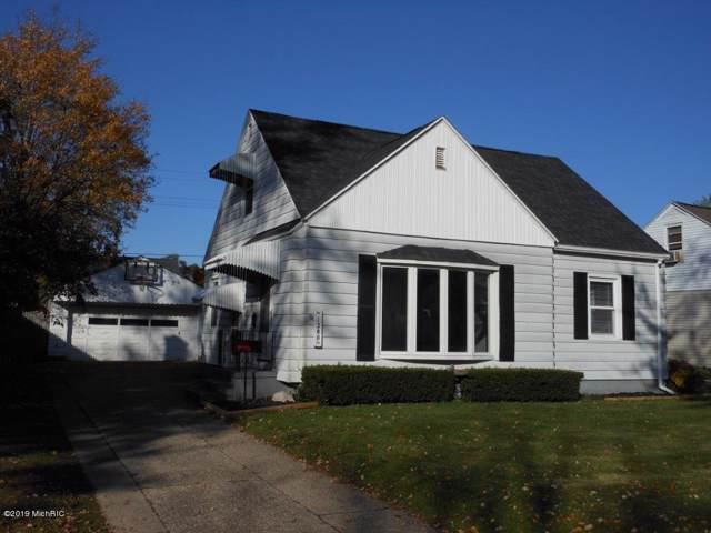 1280 W Summit Avenue, Muskegon, MI 49441 (MLS #19052469) :: Deb Stevenson Group - Greenridge Realty