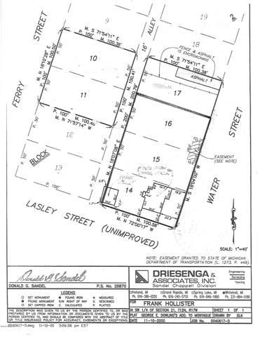 8895 Water Street, Montague, MI 49437 (MLS #19052660) :: Deb Stevenson Group - Greenridge Realty