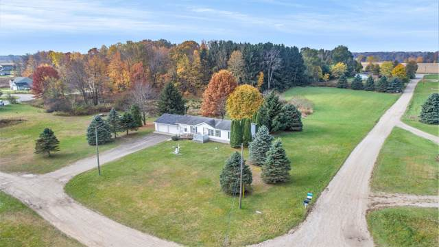 291 Sunset Drive, Sand Lake, MI 49343 (MLS #19052666) :: Deb Stevenson Group - Greenridge Realty