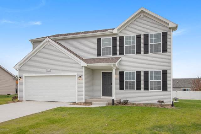 1130 Trillium Boulevard, Vicksburg, MI 49097 (MLS #19053181) :: Matt Mulder Home Selling Team