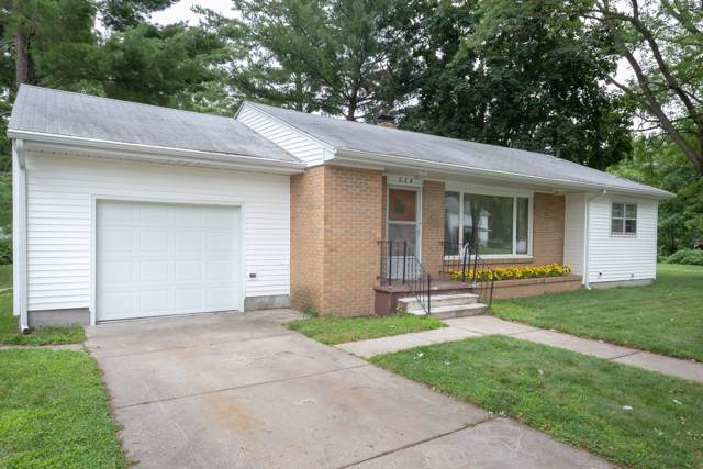 514 Marion Avenue, Big Rapids, MI 49307 (MLS #19053327) :: Deb Stevenson Group - Greenridge Realty
