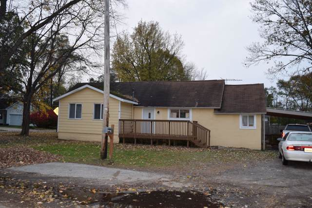 166 Heywood Street, Hartford, MI 49057 (MLS #19053362) :: JH Realty Partners