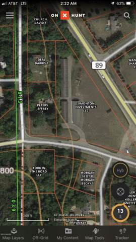 4107 E Michigan Avenue W, Battle Creek, MI 49037 (MLS #19053370) :: Matt Mulder Home Selling Team